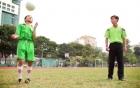 Video dạy bóng đá cơ bản (phần 6): Kĩ thuật đỡ bóng bằng ngực