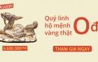 Game Show Mrlucky - tặng Quý linh dát vàng, 6.600.000 VNĐ