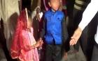 Video cô dâu 5 tuổi khóc van xin trong đám cưới với chú rể 11 tuổi