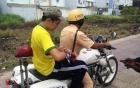 CSGT dừng tuần tra, đưa nam sinh đi cấp cứu