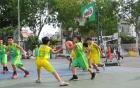 Hình ảnh Cầu thủ bóng rổ nhí Nhật Bản ghi bàn từ sân nhà gây sốc số 2