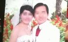 Chồng vác ảnh cưới