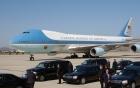 Chuyên cơ Air Force One chở Tổng thống Mỹ được miễn kiểm tra an ninh