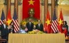 Tổng thống Mỹ Obama chứng kiến Vietjet ký HĐ mua 100 máy bay Boeing