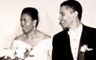 Màn cầu hôn lãng mạn và tình yêu của Tổng thống Obama dành cho vợ