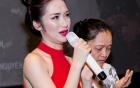 Hòa Minzy khóc nức nở xin lỗi bố mẹ khi nói về scandal