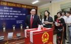Bí thư Hoàng Trung Hải trúng cử ĐBQH với số phiếu cao nhất Hà Nội