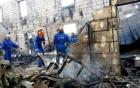 Đài Loan: Viện dưỡng lão cháy rụi, hàng chục người thương vong 2
