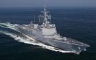 Hàn Quốc nâng cấp tàu khu trục đối phó với Triều Tiên