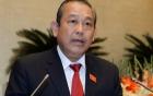 Phó Thủ tướng Trương Hòa Bình trúng cử Đại biểu Quốc hội