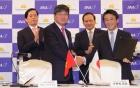 Hàng không Nhật Bản chi hơn 100 triệu USD mua 8,7% cổ phần Vietnam Airlines