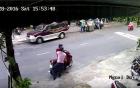 Khoanh vùng nghi can cướp túi xách táo tợn ở Đà Nẵng
