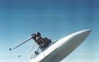 Video phi công máy bay tiêm kích Su-30 phóng dù thoát hiểm