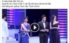 Hoa hậu Thu Vũ hỏi bằng tiếng Anh mà cả thí sinh lẫn khán giả ngơ ngác