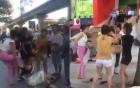Vụ lột đồ đánh ghen ở Big C Hà Đông: Khởi tố 4 phụ nữ