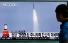 Triều Tiên phóng liên tiếp 2 tên lửa trong sáng nay