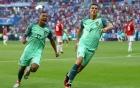 Lập cú đúp kỷ lục, Ronaldo đi vào lịch sử EURO