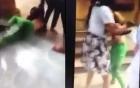 Nữ nhân viên y tế bị đánh ghen ngay tại bệnh viện