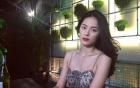 Facebook sao Việt: Hạ Vi đẹp dịu dàng, mong manh khoe bờ vai gợi cảm