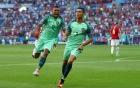 Ronaldo vô duyên, Bồ Đào Nha may mắn vào bán kết 3