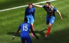 Griezmann lập cú đúp, Pháp lội ngược dòng đánh bại CH Ailen