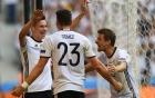 Vùi dập Slovakia, Đức tiến thẳng vào tứ kết Euro 2016
