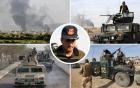 750 xe IS tháo chạy khỏi Fallujah trúng không kích nổ tung 2
