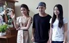 Facebook sao Việt: Huyền My liên tục được báo Myanmar khen ngợi