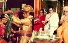 Đám cưới hoàng gia của đôi thanh mai trúc mã tại Ấn Độ