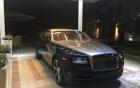 Siêu xe Rolls-Royce Wraith gần 20 tỷ về tay thiếu gia Phan Thành