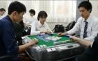 Công ty Nhật tuyển dụng bằng trò chơi mạt chược