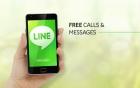 Ứng dụng nhắn tin miễn phí Line bán cổ phiếu kiềm lời 1,1 tỉ USD