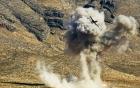 750 xe IS tháo chạy khỏi Fallujah trúng không kích nổ tung 4