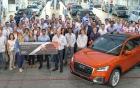 Q2 - SUV rẻ nhất của Audi chính thức đi vào sản xuất