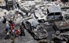 Đánh bom kép tại khu nghỉ dưỡng, 21 người thương vong tại Thái Lan 4