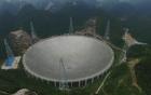 Kính viễn vọng rộng bằng 30 sân bóng đá sẵn sàng săn người ngoài hành tinh