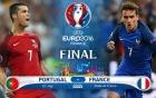 Chung kết Euro 2016: Bồ Đào Nha lép vế trước Pháp