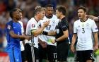 Tranh cãi bàn mở tỷ số của ĐT Pháp vào lưới tuyển Đức