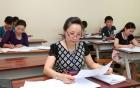 Hàng nghìn thí sinh bị điểm liệt thi THPT quốc gia