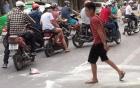 Vụ ông bố đập sữa trước siêu thị bị bắt: Gia đình không chịu hợp tác 3