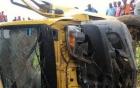 Ấn Độ: Tàu hỏa tông ô tô chở học sinh, 8 trẻ tử vong