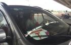 CSGT Hà Nội tước hàng loạt phù hiệu giả Công an, báo chí gắn trên ô tô