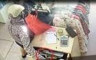 Video: Bà bầu vào shop quần áo trộm điện thoại nhanh như chớp