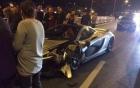 Tổng hợp những vụ tai nạn siêu xe đắt giá nhất thế giới