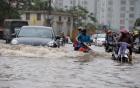 Chăm sóc ôtô mùa mưa bão