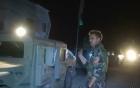 Video: Đoàn xe bọc thép tiến về thành trì IS trước thềm trận chiến sinh tử
