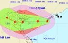 Sáng ngày 19/8, bão Thần sét giật cấp 14 áp sát Quảng Ninh- Thanh Hóa 2