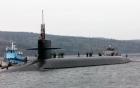 Tàu ngầm hạt nhân Mỹ va chạm tàu tiếp tế ở Thái Bình Dương
