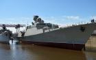 Video: Lộ diện chiến hạm Gepard Nga đóng cho Việt Nam