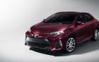 Toyota Corolla 2017 có giá từ 19.365 USD